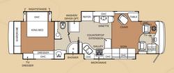 Beaver Floorplan