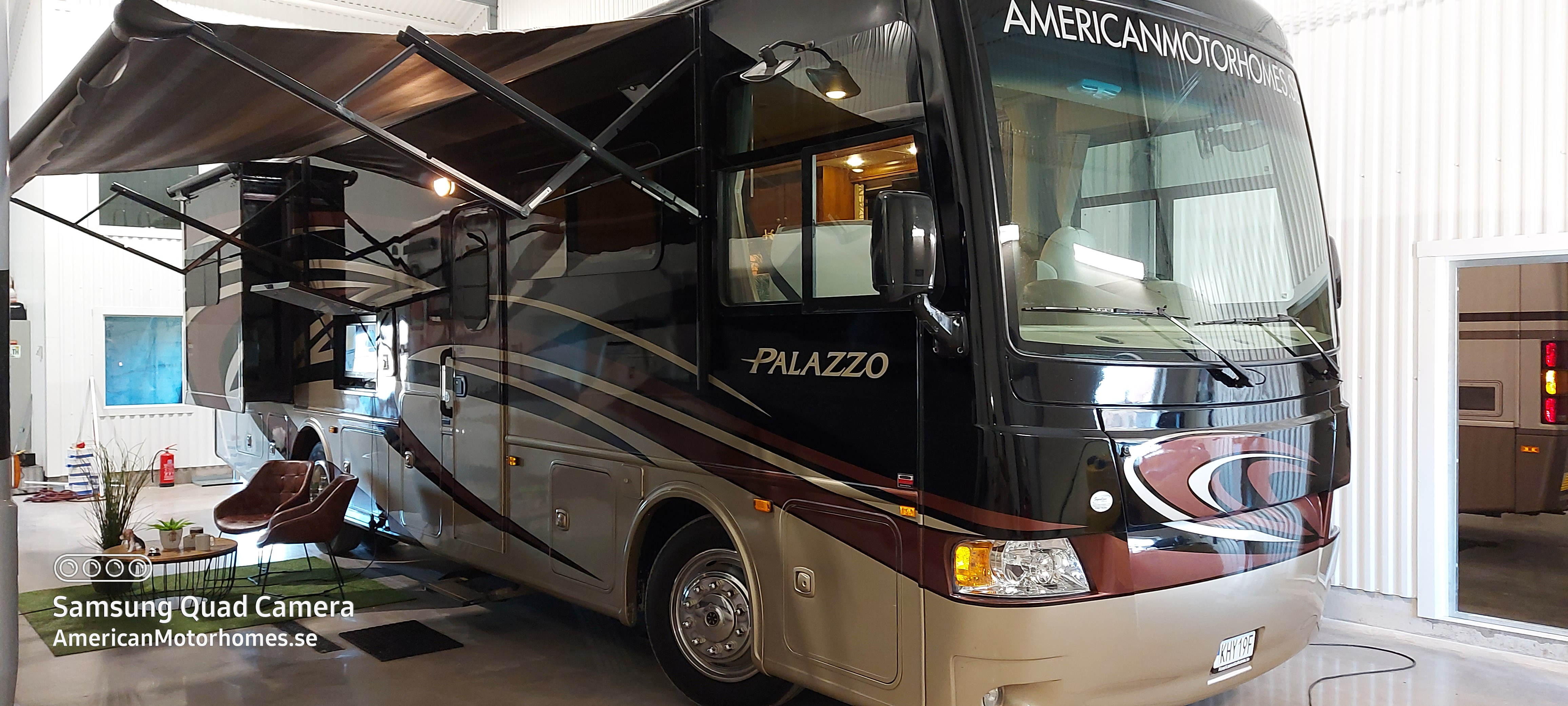 2014 Thor Palazzo med Bunkbeds