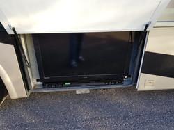 TV på utsidan