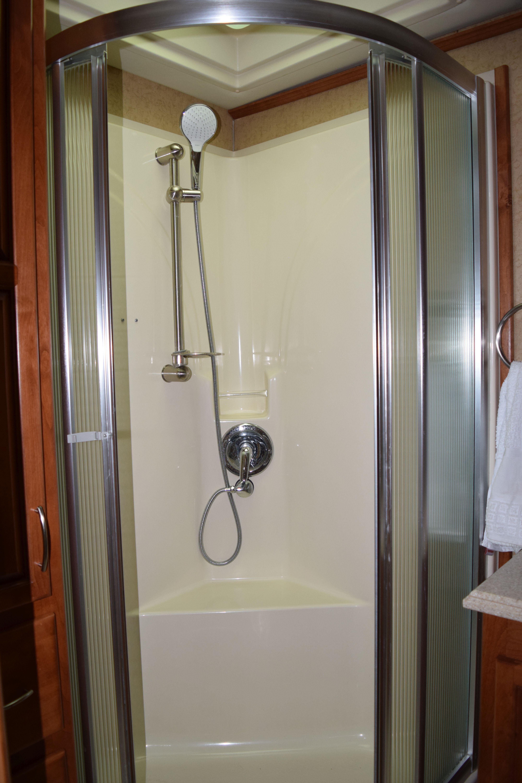 Duschen.