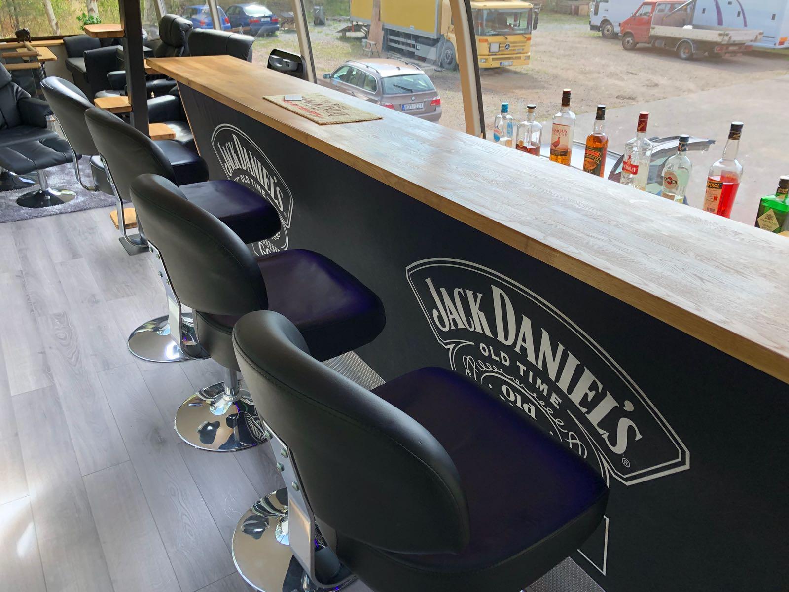 Jack Daniels Bar.