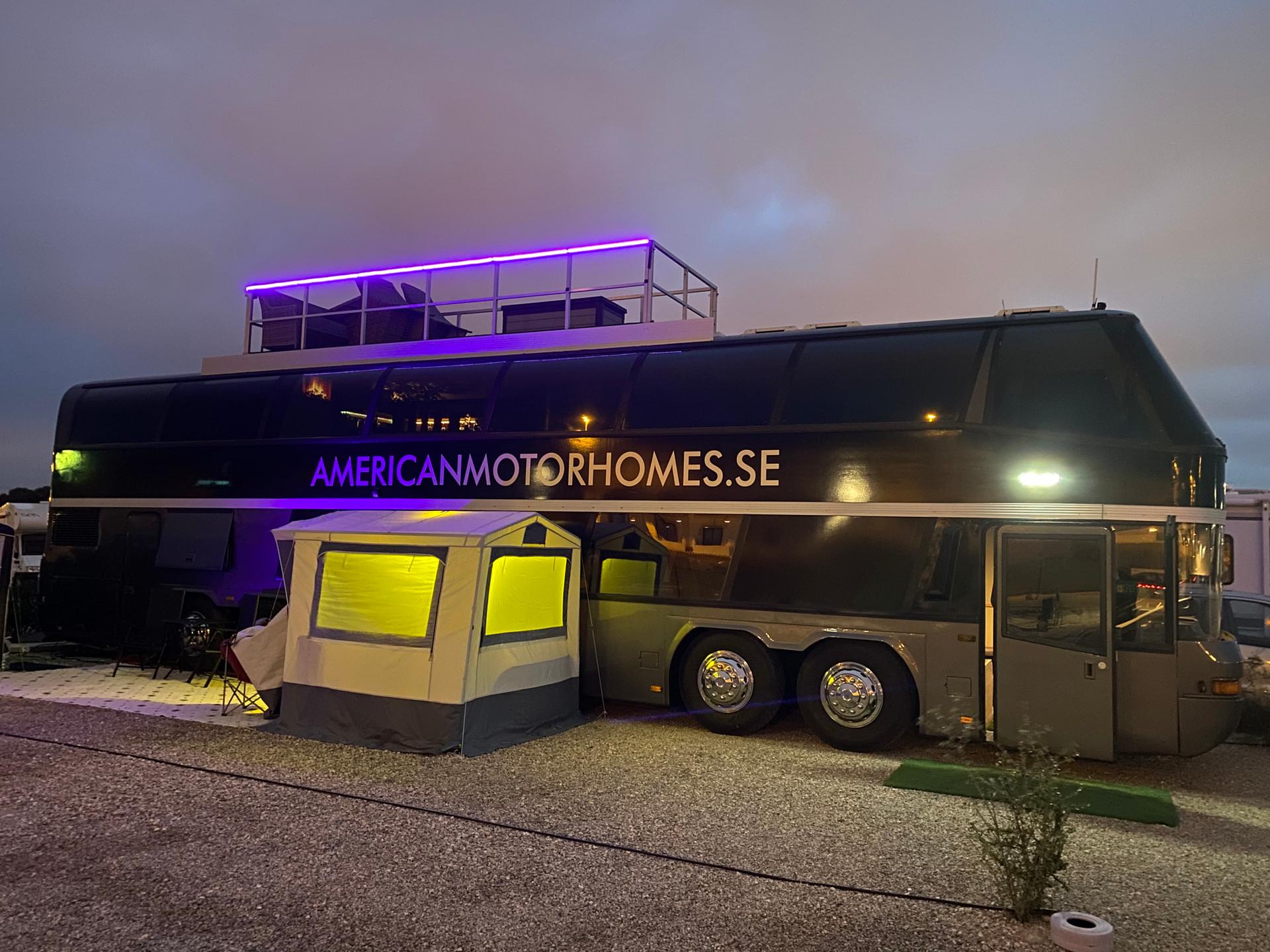 Neoplan 15 meter Promo Buss