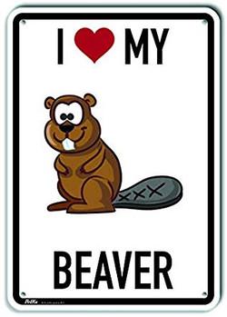 I Love My Beaver