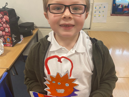Meet the Aliens that have arrived in Year 2