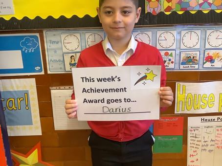 Achievement Awards
