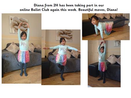 Diana The Beautiful Dancer
