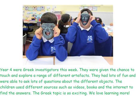 Greek Investigators