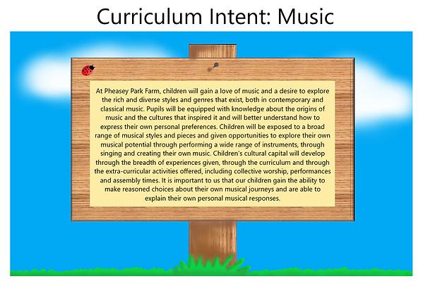 PPF - Music - Curriculum Intent Music.pn