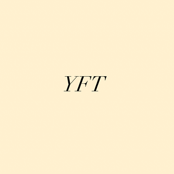 YFT Monthly catch up - Session 1