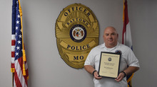 Raytown Officer Honored as 2016 CIT Officer of the Year