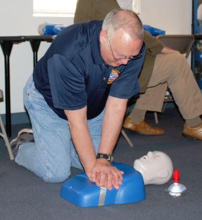 Doty CPR class.JPG