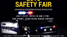 Raytown Police 2018 Safety Fair