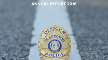 The 2016 Annual Report is out!
