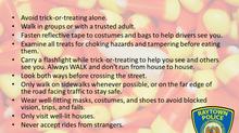 10 Halloween Safety Tips