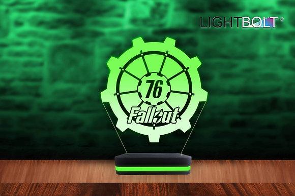 LIGHTBOLT® FALLOUT 76