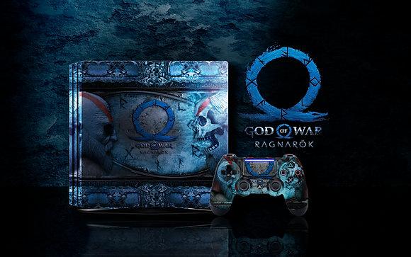 Skin PS4 God Of War Ragnarok
