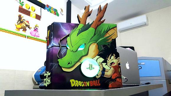 SKIN DRAGON BALL 3D