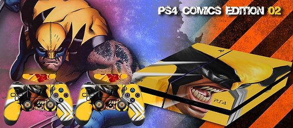 PS4 COMICS EDITION 2