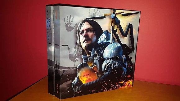 SKIN PS4 DEATH STRANDING