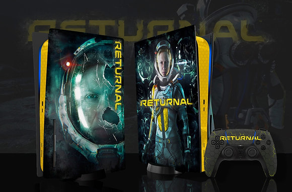 Skin PS5 Returnal