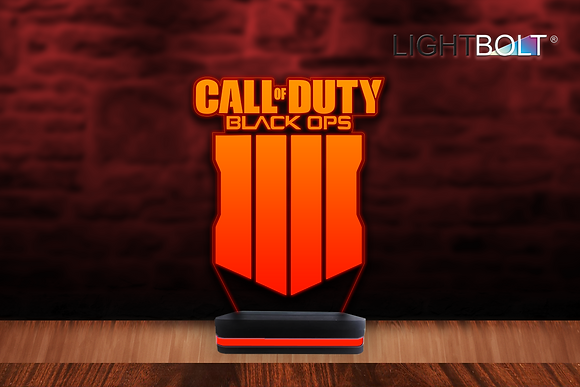 LIGHTBOLT® BLACK OPS 4