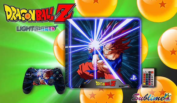 LIGHTSHIELD PS4 DRAGONBALL_2