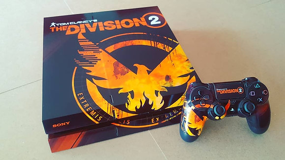 SKIN PS4 THE DIVISION 2
