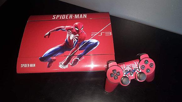 SKIN PLAYSTATION 3 SPIDER MAN