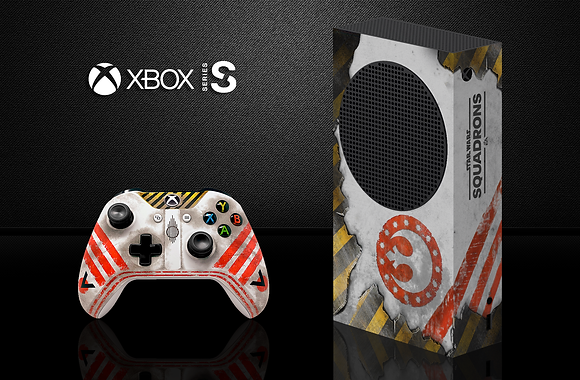 SKIN XBOX SERIES S SQUADRONS
