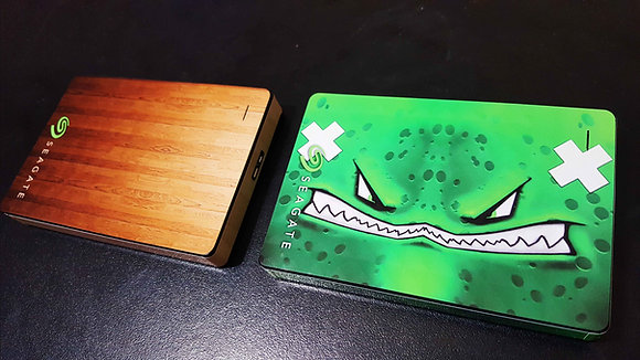 SKIN EXPANSION GREEN MONSTER