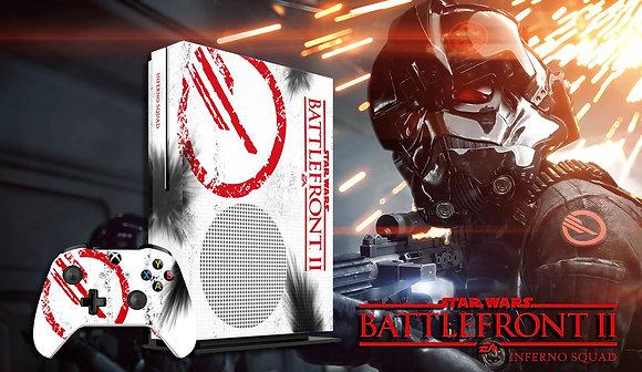 SKIN XBOX ONE S STAR WARS BATTLEFRONT 2