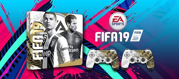SKIN FIFA19 Signature Gold