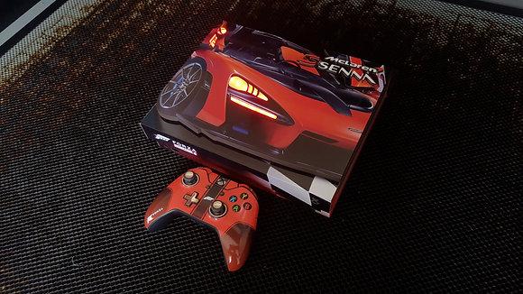 SKIN ONE X FORZA HORIZON 4 McLaren SENNA