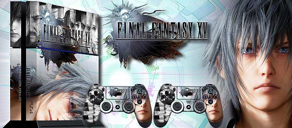 SKIN PS4 FINAL FANTASY XV