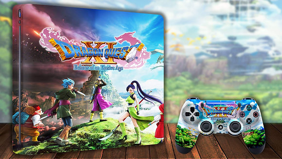 SKIN PS4 DRAGON QUEST