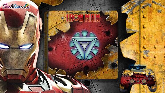 SKIN PS4 IRON MAN ARC REACTOR