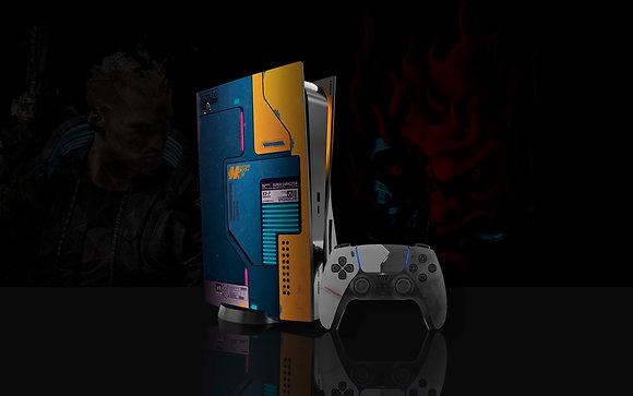 Skin PS5 CYBERPUNK 2077