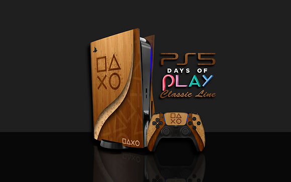 Skin PS5 Days of Play Classic
