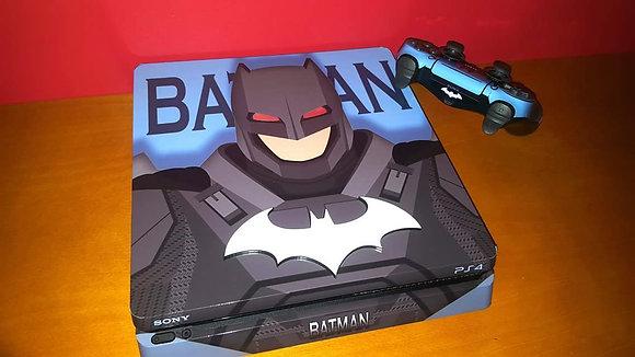 SKIN PS4 BATMAN 3D