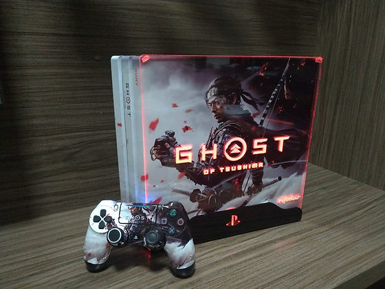LIGHTSHIELD GHOST OF TSUSHIMA OFFICIAL
