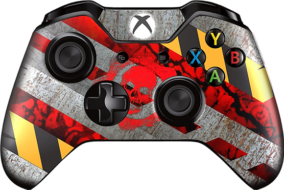SKIN CONTROLE XBOX ONE GEARS OF WAR SUBLIME