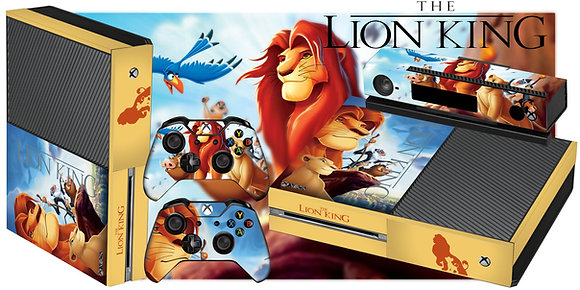 LION KING XBOX ONE