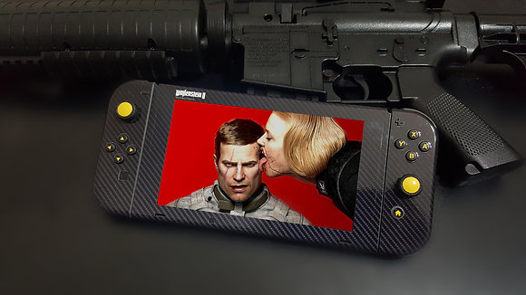 SKIN SWITCH WOLFENSTEIN II