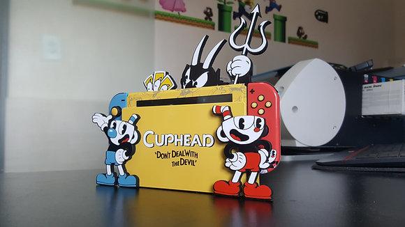 SKIN CUPHEAD 3D Nintendo Switch