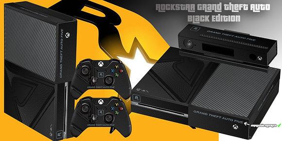 GTA V BLACK EDITION XBOX ONE