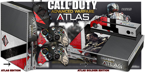 COD ATLAS XBOX ONE