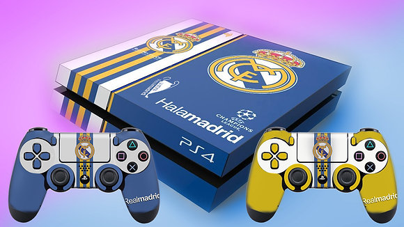 PS4 REAL MADRID