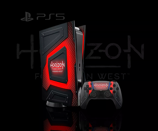 SKIN PS5 HORIZON FORBIDDEN WEST