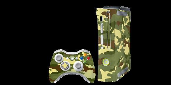 SKIN XBOX 360 ARMY CAMOUFLAGE