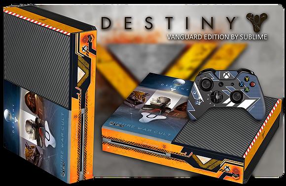 DESTINY WARRIORS XBOX ONE